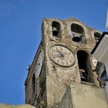 torre dell'orologio piazzetta Capri