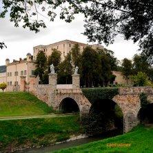 Castello del Catajo_veduta_phEVallarin in bicicletta