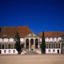 Coimbra piazza università