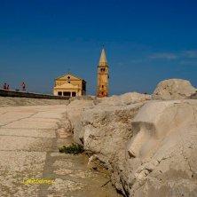 scogliera viva e Santuario Madonna dell'Angelo_phVGaluppo