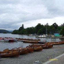 barche a noleggio al Lake District