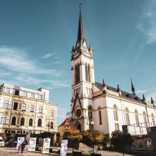 Jablonec chiesa