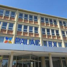palazzo delle esportazioni a Jablonec