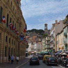 Cannes centro storico