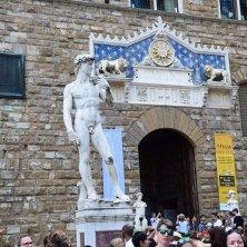 David palazzo Vecchio fantasmi di Firenze