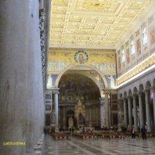 arco Galla Placidia a San Paolo basilica