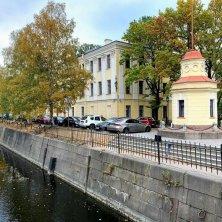 lungocanale Kronstadt