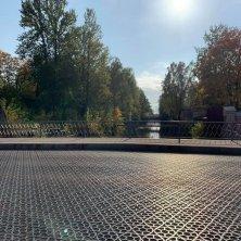 marciapiede lasticato Kronstadt