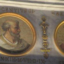 medaglioni papali