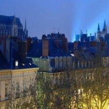 Nantes notturno