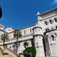 cattedrale di Montecarlo dove è sepolta Grace Kelly