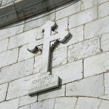 croce nella basilica Annunciazione