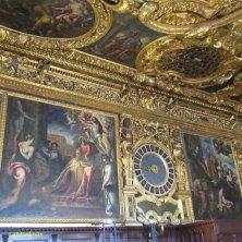 dettaglio decorazioni palazzo Ducale