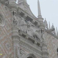 leone alato San Marco sul Palazzo Ducale