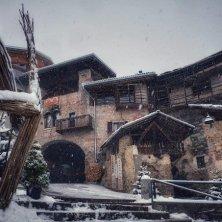 nevica a Rango