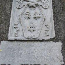 stemma dei Barberini a Castel Gandolfo