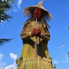 strega più grande del mondo a Baldido
