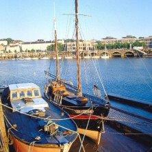 sul fiume Loira