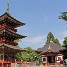 Shinshoji tempio