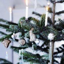 candele accese Natale in Danimarca