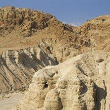 rocce deserto Qumran