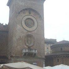 torre piazza delle Erbe Mantova