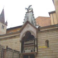 Dante a Verona arche scaligere