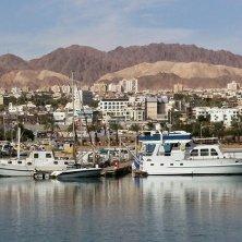 Eilat mare e deserto