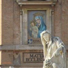 Madonna Palazzo apostolico San Pietro