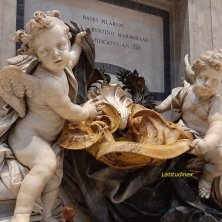 acquasantiere in San Pietro