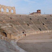 arena di Verona interno