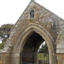 ingresso abbazia St Micheal's Mount