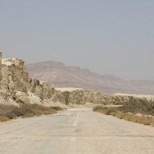 nel deserto di Negev