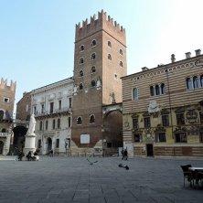 piazza Dante a Verona