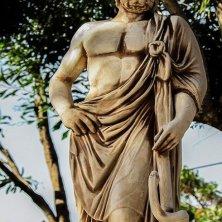rappresentazione di Esculapio