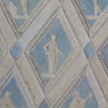 Giulio Romano e allievi Afrodite velata Volta della Camera del Sole e della Luna 1527 stucco Mantova, Palazzo Te Gian Maria Pontiroli @fondazionepalazzote