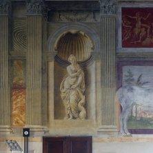 Giulio Romano e allievi Venere Marina Sala dei Cavalli 1325-1526 affresco Mantova, Palazzo Te Gian Maria Pontiroli @fondazionepalazzote