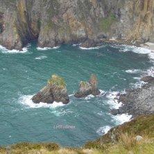 Slieve League Donegal scogliere Wild Atlantic Way