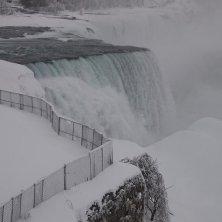 inverno Niagara falls