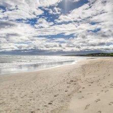 spiaggia lungo la Wild Atlantic Way