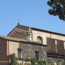 Sant'Alessio retro