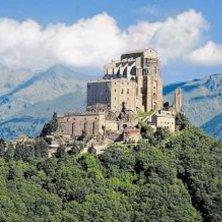 abbazia Sacra di San Michele Piemonte