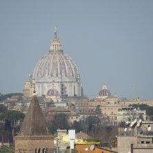 cupola San Pietro dall'Aventino