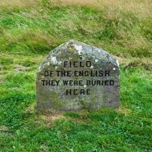 lapide a Culloden