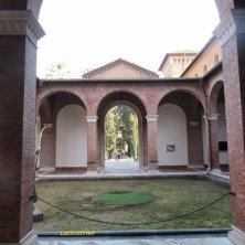 quadriportico Sant'Anselmo all'Aventino