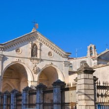 santuario San Michele Monte Santangelo