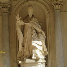 statua a Sant'Alessio