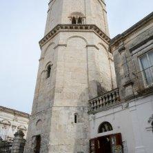 torre Puglia Gargano Monte Santangelo