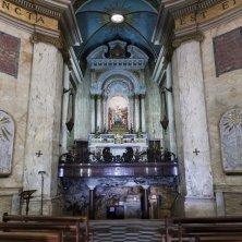 altare Beata Vergine del Carmelo Stella Maris