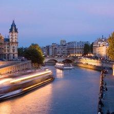 crepuscolo Parigi Baudelaire